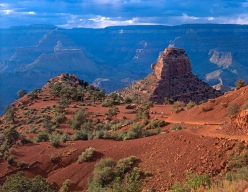A growing number of companies make it easy to give the gift of experiences. How about an annual pass for access to places like Grand Canyon National Park, seen here? (Photo credit: Grand Canyon NPS)