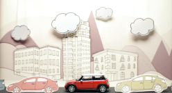 Peer-to-peer car sharing services let users get around town in neighbors' personal vehicles. (Image source: RelayRides)