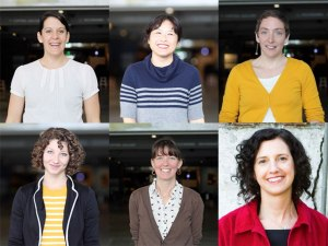 Climate Confidential co-founders include Amy Westervelt, Ucilia Wang, Celeste LeCompte, Josie Garthwaite, Mary Catherine O'Connor, and Erica Gies.